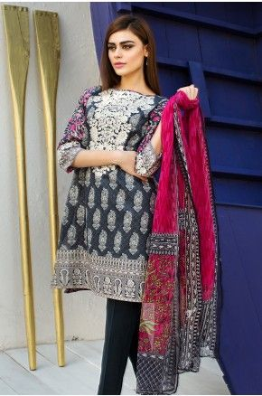 Khaadi E17258-BLACK SS Lawn 2017 Volume 2 Price in Pakistan famous brand online shopping, luxury embroidered suit now in buy online & shipping wide nation..#khaadi #khaadi2017 #khaadilawn2017 #khaadisummer2017 #womenfashion's #bridal #pakistanibridalwear #brideldresses #womendresses #womenfashion #womenclothes #ladiesfashion #indianfashion #ladiesclothes #fashion #style #fashion2017 #style2017 #pakistanifashion #pakistanfashion #pakistan Whatsapp: 00923452355358 Website: www.original.pk