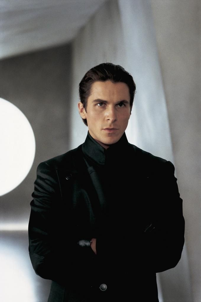 Christian Bale Equilibrium Movie