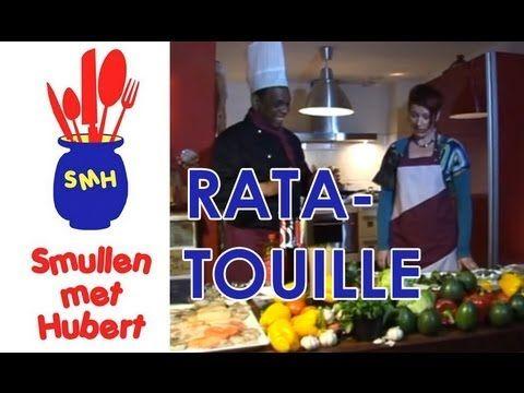 Smullen met Hubert: Ratatouille.