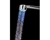LED Shower head 8 colours. Bath collection DISCO
