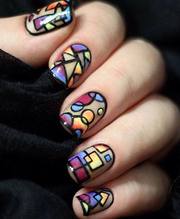 You can choose to go with nude nail polish as the base or you can just add a…