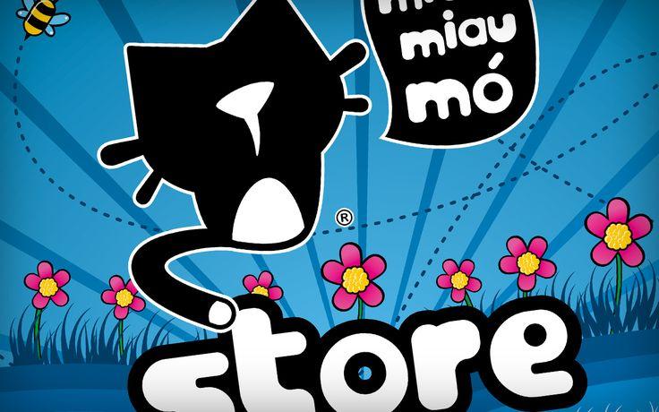Outdoor, Mupi, Flyer - Colecção Primavera Verão | Miau Miau Mó Store