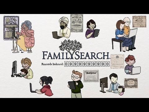 ▶ FamilySearch: Indexing is Vital for Research - YouTube