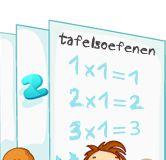 TafelsOefenen.nl - Tafels Oefenen site met diverse links naar spelletjes