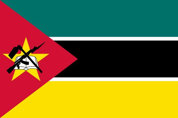 Fichier:Flag of Mozambique.svg