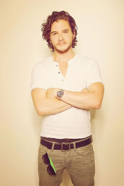 Kit Harington = Jon Snow
