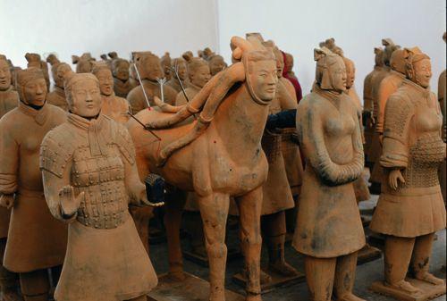 The Terracotta Woman Project  Marian Heyerdahl