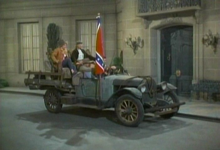 The Beverly Hillbillies Tv Show Famous Rides