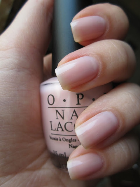 OPI Passion- soft and natural.