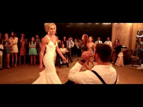 All Together Now Choreographed Wedding Dances That Make Us Smile
