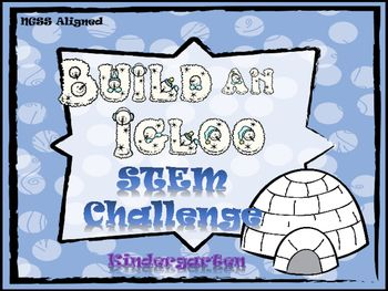 A great activity to introduce younger students to the engineering design process. Students build an igloo out of large marshmallows.Students will first plan, create, then test their creations. A fun, creative project for the winter months.***includes a video***
