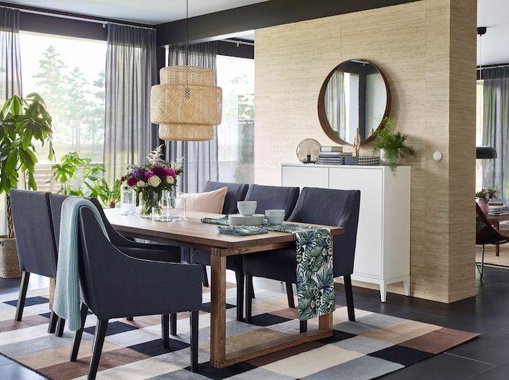 Fresco come un giardino - IKEA | Sala da pranzo mobili ...