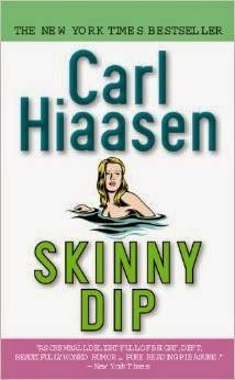 The book I am going to review is: Skinny Dip. (read in March, 2015)        Category was: A Funny Book       This book was funny. It was li...