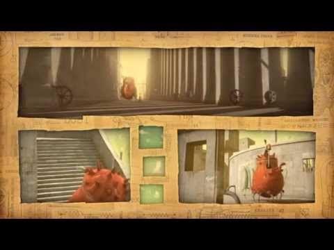The Lost Thing (2010) Subtitulado - En 2011 esta cinta consiguió el Oscar al mejor corto animado. Es una llamada de atención al estilo de vida que llevamos y que, muchas veces, no nos deja ver lo que le ocurre a las personas que tenemos alrededor, sus problemas