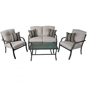 Find The 4 Pc. Conversational Patio Set By At Mills Fleet Farm. Mills Has