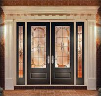 17 Best Double Doors With Sidelights Images On Pinterest