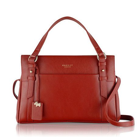 Radley London Chelsea Small Double Handled Zip Top Multiway Shoulder Bag