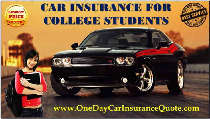 Cheapest car insurance for students in college with really affordable rates