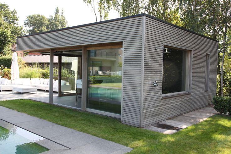 Poolhouse moderne ou classique : tout est possible avec Veranclassic