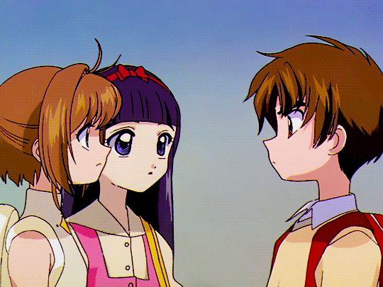 Inicios.✨ Shaoran X Sakura!!