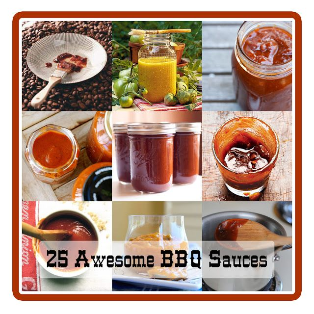 Awesome Barbecue Sauce Recipes