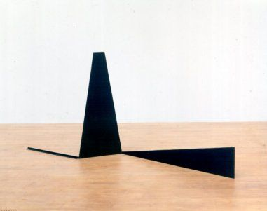 Slow Movement by Sir Anthony Caro