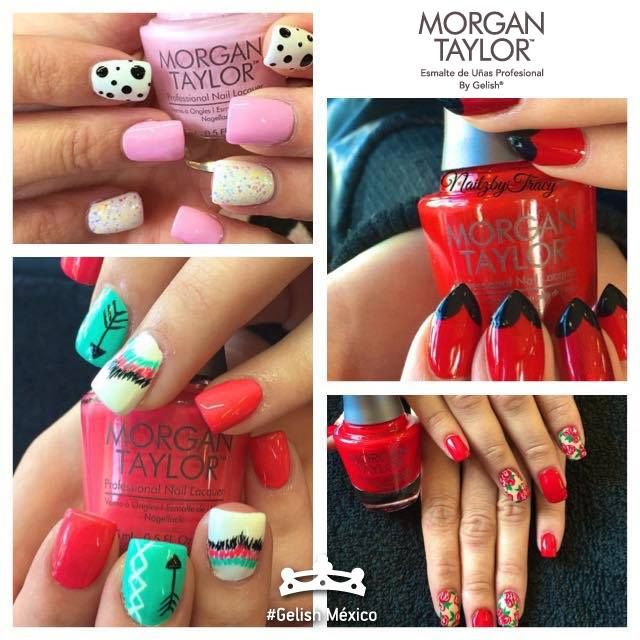 93 best MORGAN TAYLOR BY GELISH® images on Pinterest | Morgan taylor ...