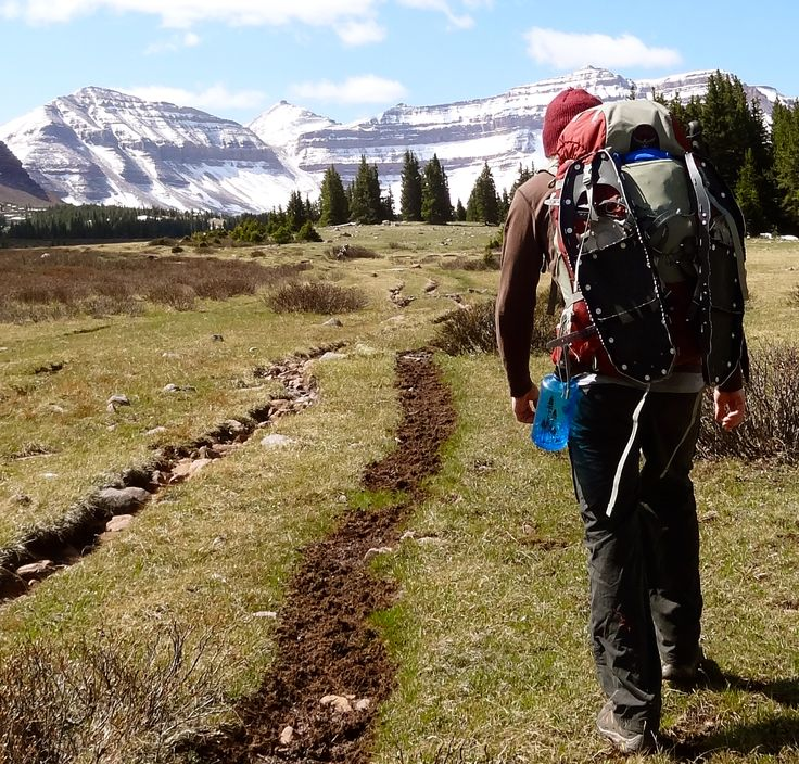 Hiking Tours Usa: My Summit Report For My Backpacking Trip To Kings Peak In