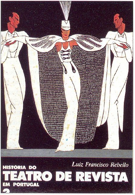 Art Deco Book Cover : Cover of the book by luiz francisco rebello quot história do