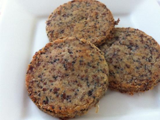 Zest 'n' Poppy Cookies