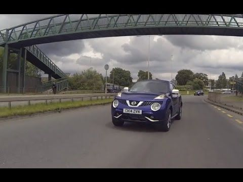 New Nissan Juke 2014 Model Review - What do you get when you cross an SUV with a sports coupe? The #NissanJuke of course! Wessex Garages offer a review of the new model Nissan Juke, showing the new design and engine features of this popular model from Nissan.
