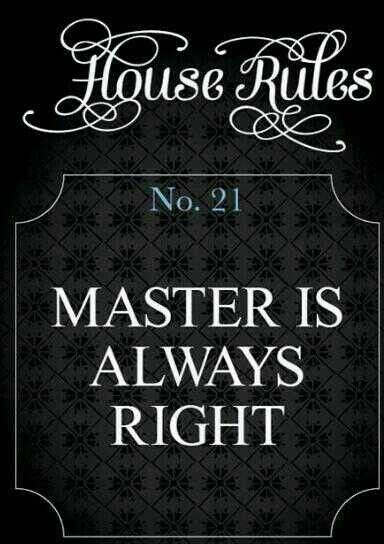 Daddy 39 s house rule no 21 dom sub pinterest house for A different world rule number one