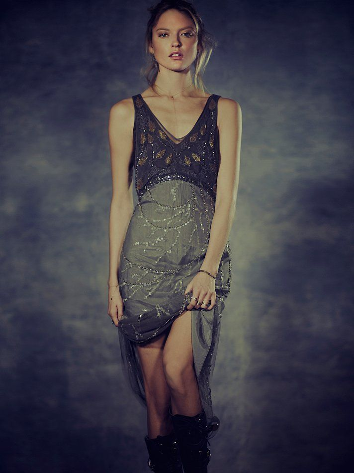 Free People Gatsby's Ghost Dress at Free People Clothing Boutique