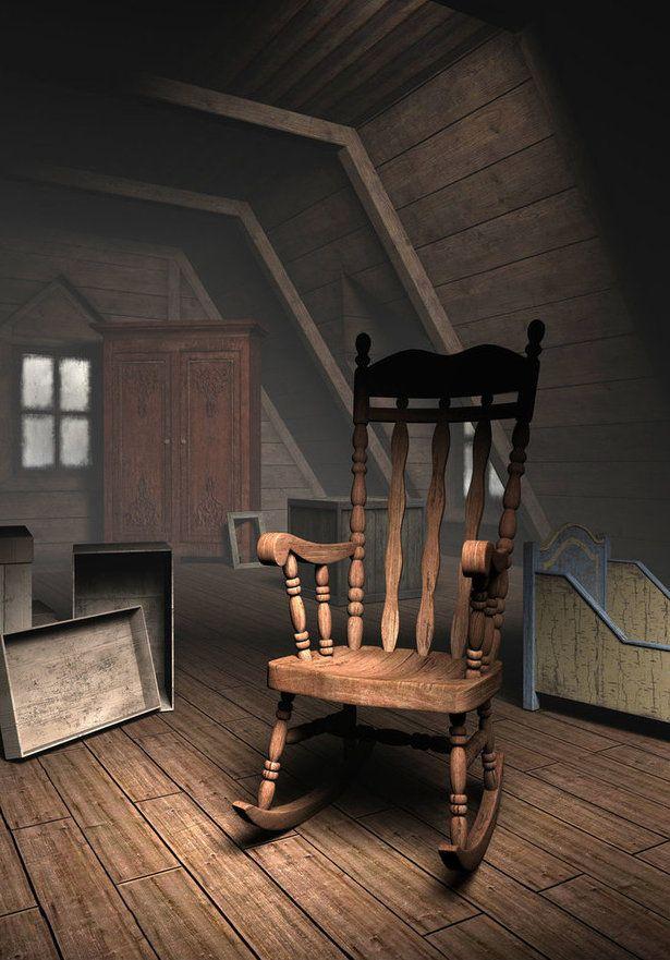 Rocking Adirondack Chairs