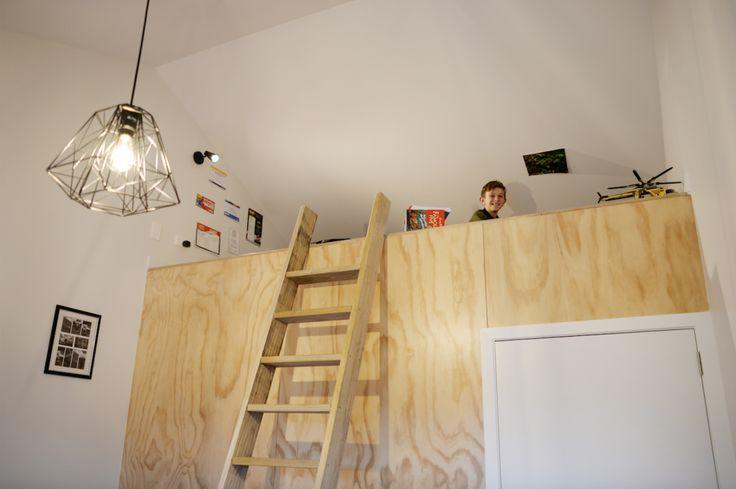 Ridd Family Eco Home - Jacks Point. Queenstown (Kids Loft)
