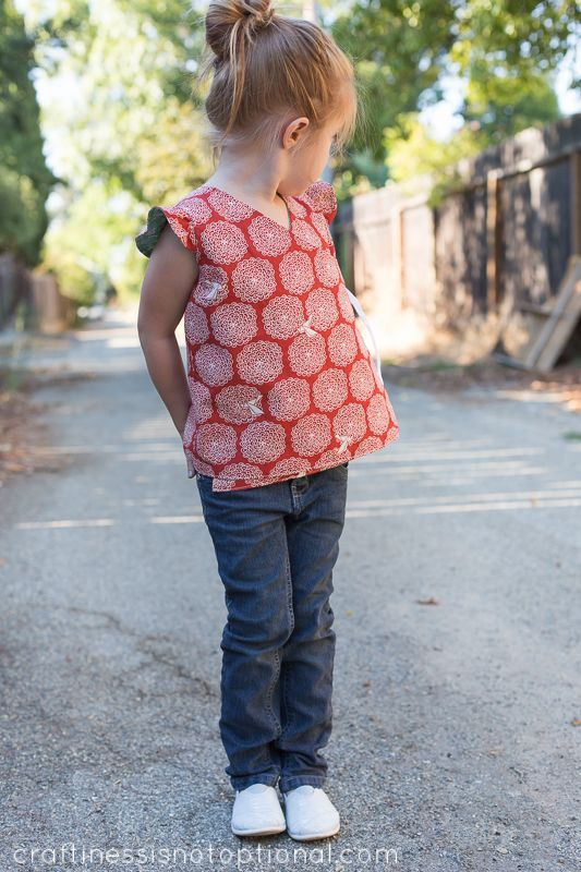 Free Reversible Top Pattern