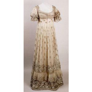 Vestidos de regencia