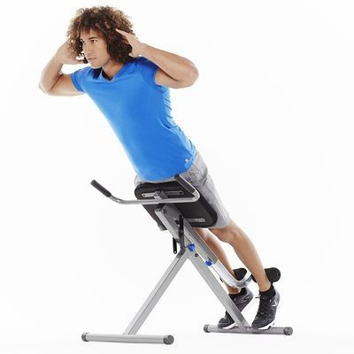 Table lombaires musculation tl 530 domyos tables et for Fitness musculation