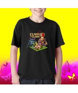 Clash of Clan Mens And Womens Youth T shirt - $15.00 - $21.00