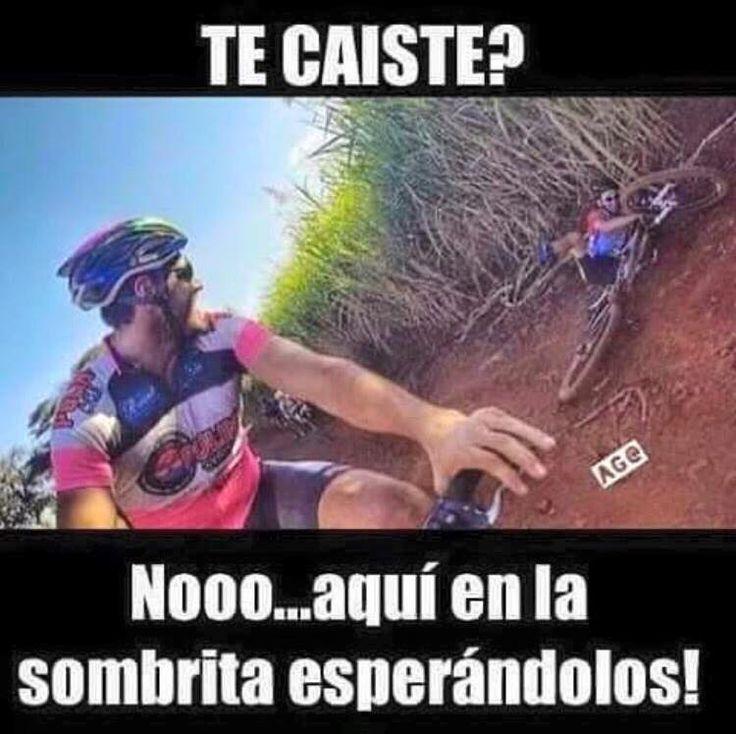 ¿Buscas artículos de ciclismo a buen precio? Visítanos en CICLIZMO.COM (Tienda Online). Envio GRATIS a cualquier país ! #HumorCiclizmo