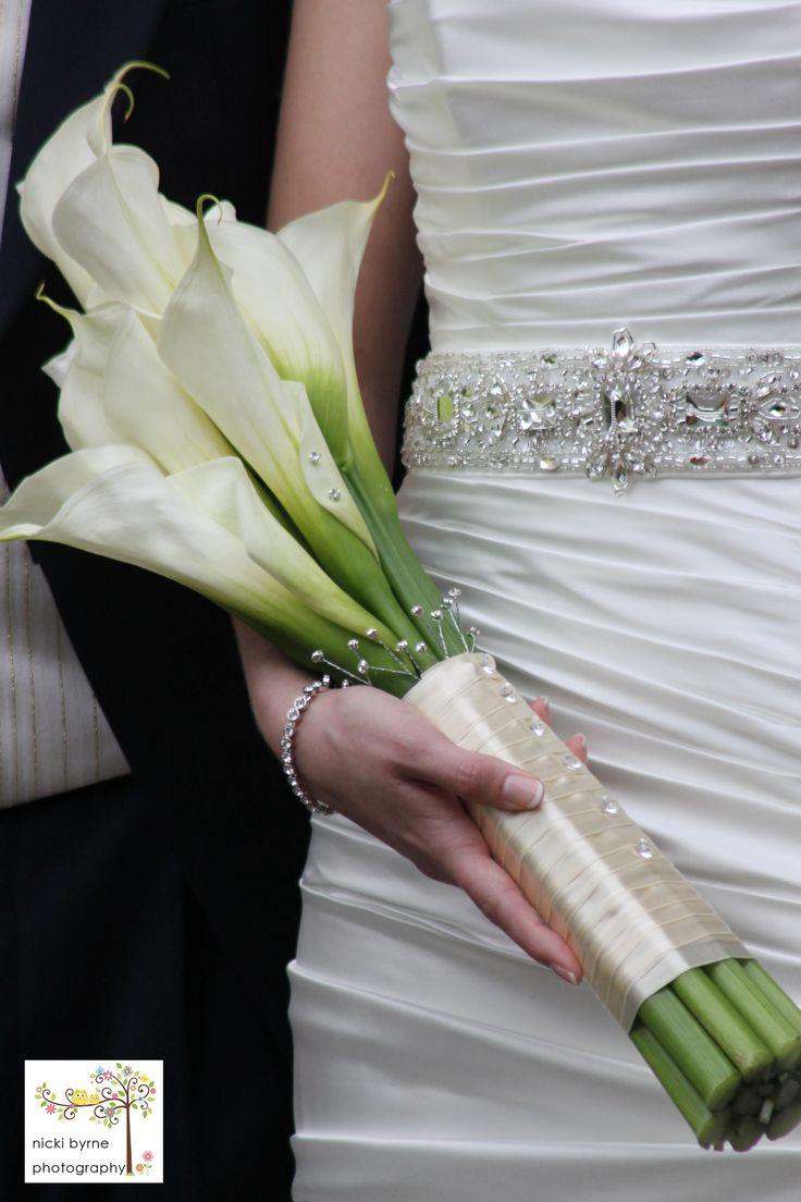 Calla Lillies bouquet