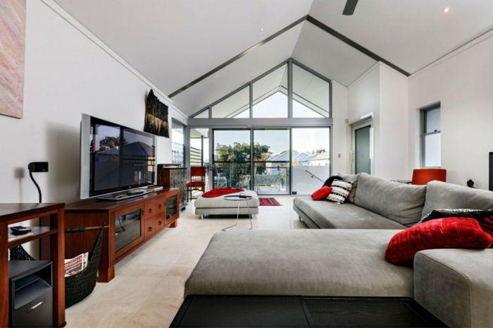design : farbgestaltung wohnzimmer grün ~ inspirierende bilder von ... - Farbgestaltung Wohnzimmer Rot