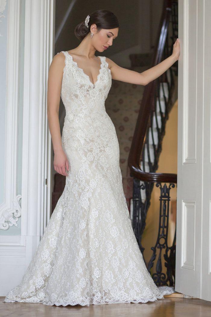 The 28 best Augusta Jones images on Pinterest | Short wedding gowns ...