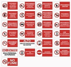 Señalización Reglamentaria  http://tiendaonline.asagrafica.com/departamento-de-senalizacion/senalizacion-de-seguridad-industrial/