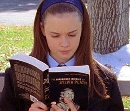 "The ""Rory Gilmore"" Reading Challenge!  It's the list of 250 books that she mentions through out the entire series."