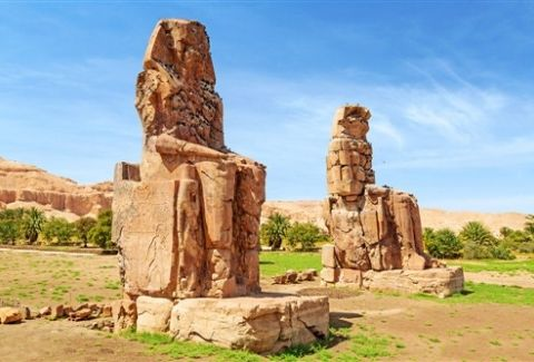 EMO TOURS EGYPT Day Tour to West Bank in Luxor and visit to Valley of the Kings in Luxor