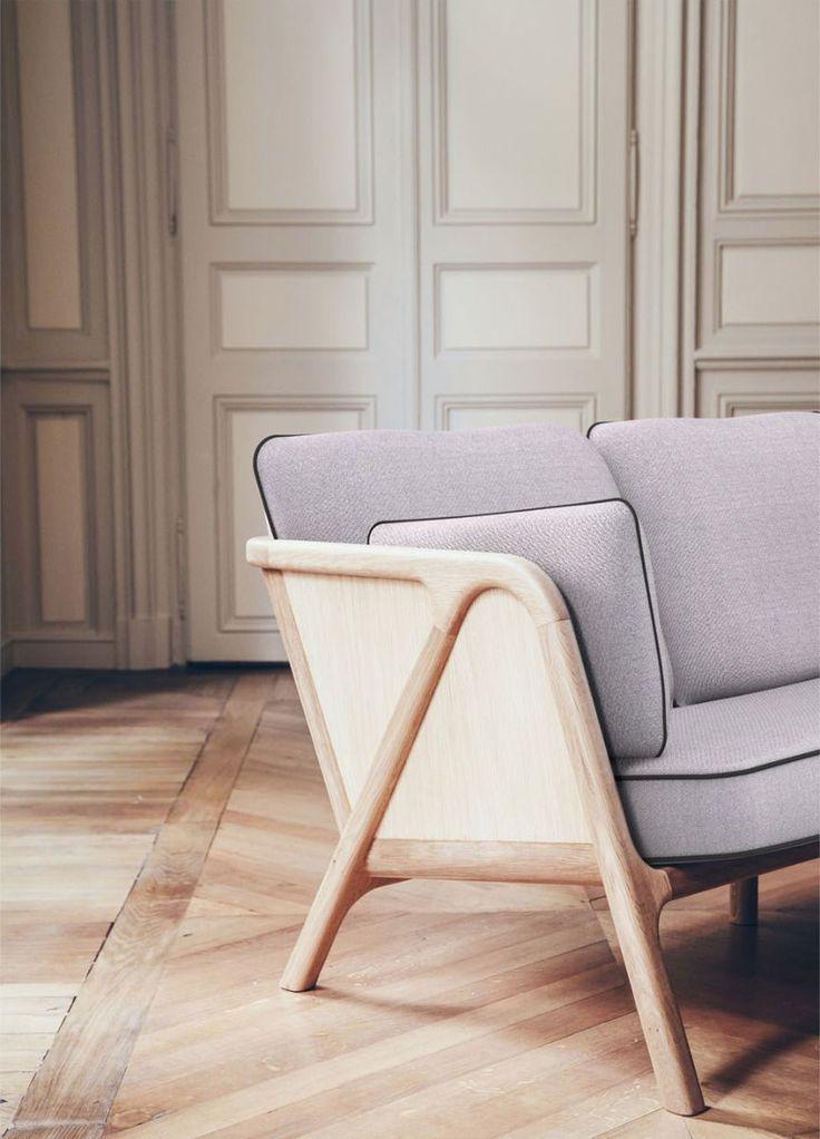 Les 548 meilleures images propos de int rieurs sur pinterest maison blog - Mobilier francais contemporain ...