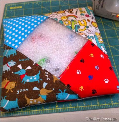 Make an I Spy Bag