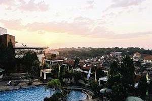 Patra Jasa Convention Hotel di Semarang, Indonesia