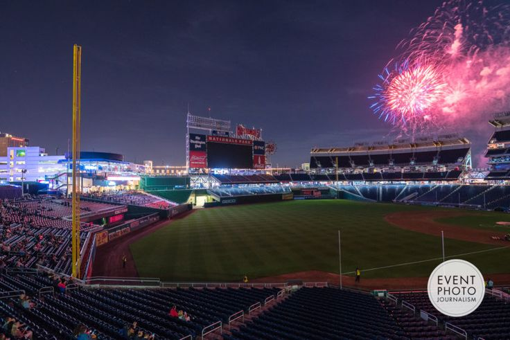 A Grand Slam at Nationals Park for this Event Photographer Washington DC